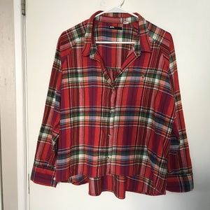 Urban Outfitters Button Down Flannel